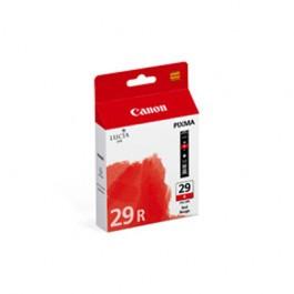 Brand New Original CANON PGI-29R Inkjet Cartridge Red