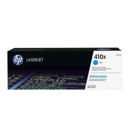 ~Brand New Original OEM HP CF411X (410X) Cyan High Yield Laser Toner Cartridge