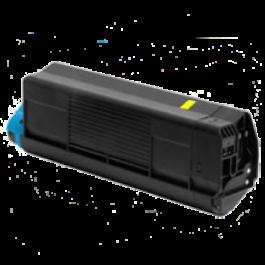 OKIDATA 44315301 (Type C15) Laser Toner Cartridge Yellow