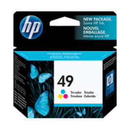Brand New Original HP 51649A (49A) Ink / Inkjet Cartridge Tri-Color