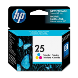 Brand New Original HP 51625A INK / INKJET Cartridge Tri-Color