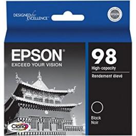 Brand New Original EPSON T098120 INK / INKJET Cartridge Black