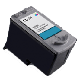 CANON CL-31 INK / INKJET Cartridge Tri-Color