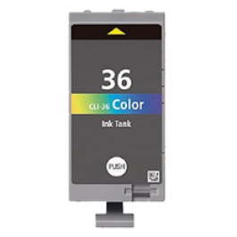 ~Brand New Original CANON CLI-36 INK / INKJET Cartridge Tri-Color