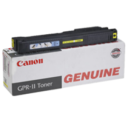 ~Brand New Original CANON 7626A001AA GPR-11 Laser Toner Cartridge Yellow