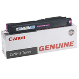~Brand New Original CANON 7627A001AA GPR-11 Laser Toner Cartridge Magenta