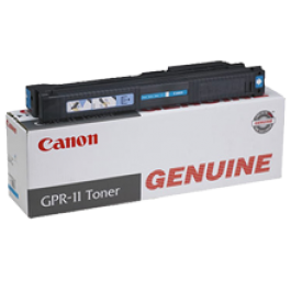 ~Brand New Original CANON 7628A001AA GPR-11 Laser Toner Cartridge Cyan