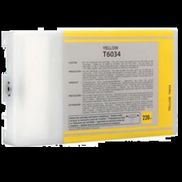 ~Brand New Original EPSON T603400 INK / INKJET Cartridge Yellow
