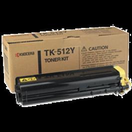 ~Brand New Original Kyocera Mita TK-512Y Laser Toner Cartridge Yellow
