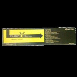 ~Brand New Original Kyocera Mita TK-8307Y Laser Toner Cartridge Yellow