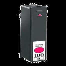 LEXMARK 14N1070 100XL High Yield INK / INKJET Cartridge Magenta