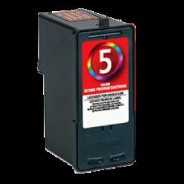 LEXMARK 18C1960 #5 INK / INKJET Cartridge Tri-Color