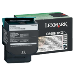 ~Brand New Original LEXMARK / IBM C540H1KG Laser Toner Cartridge Black High Yield