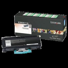 ~Brand New Original LEXMARK / IBM E260A11A Laser Toner Cartridge