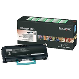 ~Brand New Original LEXMARK / IBM X264H11G High Yield Laser Toner Cartridge