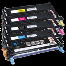 LEXMARK / IBM X560N Laser Toner Cartridge Set Black Cyan Yellow Magenta