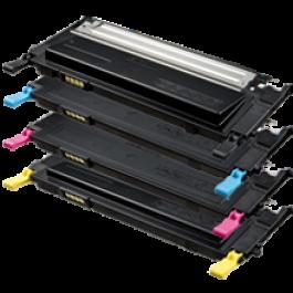 SAMSUNG CLP-315 Laser Toner Cartridge Set Black Cyan Yellow Magenta