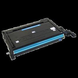SAMSUNG CLP-C600A Laser Toner Cartridge Cyan