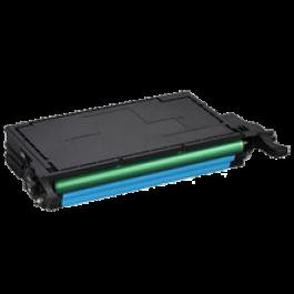 SAMSUNG CLT-C508L High Yield Laser Toner Cartridge Cyan