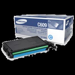 ~Brand New Original SAMSUNG CLT-C609S Laser Toner Cartridge Cyan