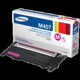 ~Brand New Original SAMSUNG CLT-M407S Laser Toner Cartridge Magenta