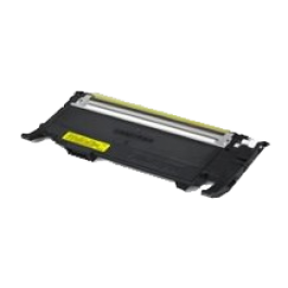 SAMSUNG CLT-Y407S Laser Toner Cartridge Yellow
