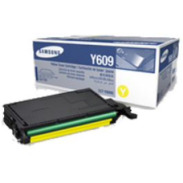 ~Brand New Original SAMSUNG CLT-Y609S Laser Toner Cartridge Yellow
