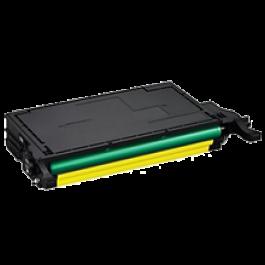SAMSUNG CLT-Y609S Laser Toner Cartridge Yellow