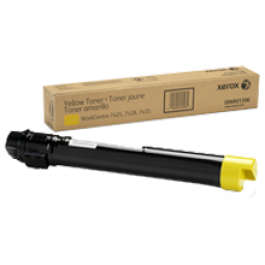 ~Brand New Original Xerox 006R01396 Laser Toner Cartridge Yellow