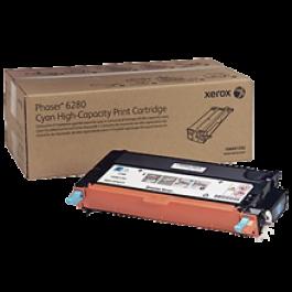~Brand New Original Xerox 106R01392 High Yield Laser Toner Cartridge Cyan