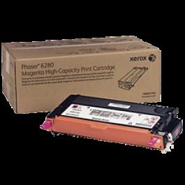 ~Brand New Original Xerox 106R01393 High Yield Laser Toner Cartridge Magenta