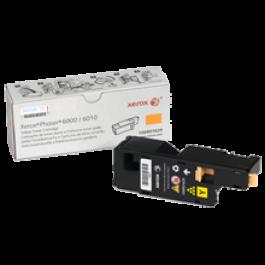 ~Brand New Original Xerox 106R01629 Laser Toner Cartridge Yellow