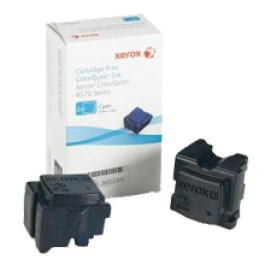 ~Brand New Original Xerox 108R00926 Solid Ink Sticks Cyan (2-pack)