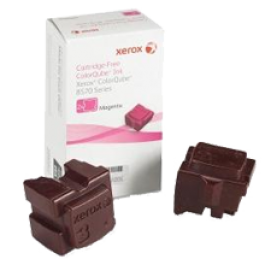 ~Brand New Original Xerox 108R00927 Solid Ink Sticks Magenta (2-pack)