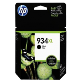 ~Brand New Original HP C2P23AN (934XL) INK / INKJET Cartridge Black High Yield