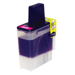 Brand New Original Brother LC41M Ink Cartridge Magenta
