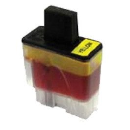 Brand New Original Brother LC41Y Ink Cartridge Yellow