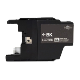 Brother LC75BKS High Yield Ink Cartridge Black