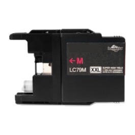 Brother LC79MS Extra High Yield Ink Cartridge Magenta