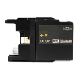 Brother LC79YS Extra High Yield Ink Cartridge Yellow