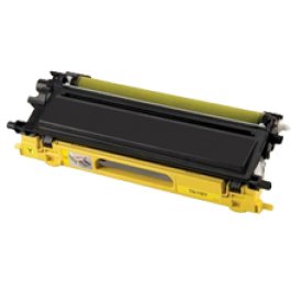 Brother TN115Y Laser Toner Cartridge Yellow High Yield
