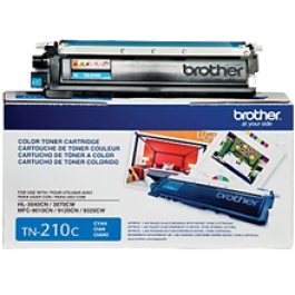 ~Brand New Original Brother TN210C Laser Toner Cartridge Cyan