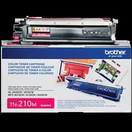 ~Brand New Original Brother TN210M Laser Toner Cartridge Magenta