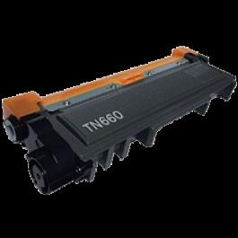 BROTHER TN660 Laser Toner Cartridge Black High Yield