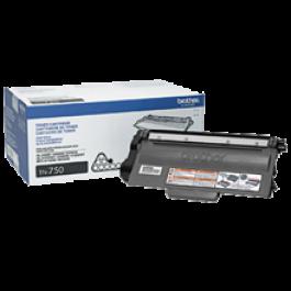 ~Brand New Original Brother TN750 High Yield Laser Toner Cartridge