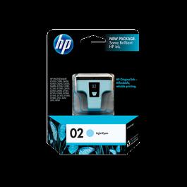 Brand New Original HP C8774WN (02) INK / INKJET Cartridge Light Cyan