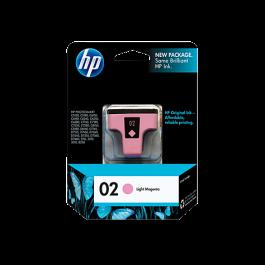 Brand New Original HP C8775WN (02) INK / INKJET Cartridge Light Magenta