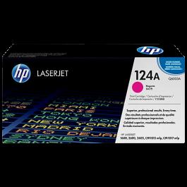 ~Brand New Original HP Q6003A Laser Toner Cartridge Magenta