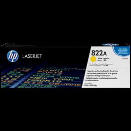 ~Brand New Original HP C8552A Laser Toner Cartridge Yellow (HP 822A)