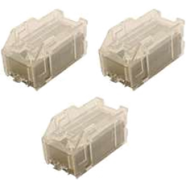 SHARP MXSCX1 Laser Staple Cartridge Box of 3